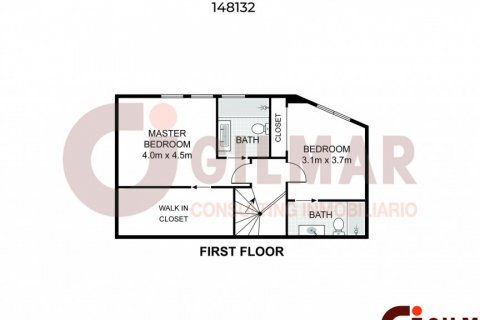 Apartment for sale in Madrid, Spain, 2 bedrooms, 157.00m2, No. 2070 – photo 26