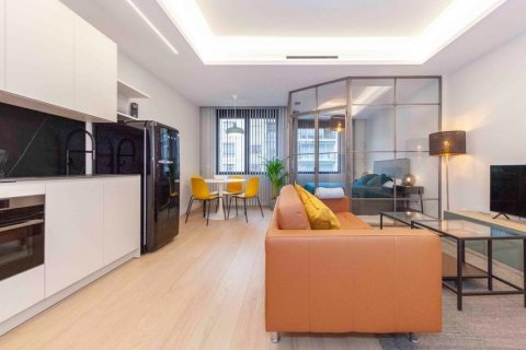 Apartment for rent in Madrid, Spain, 1 bedroom, 55.00m2, No. 2519 – photo 3
