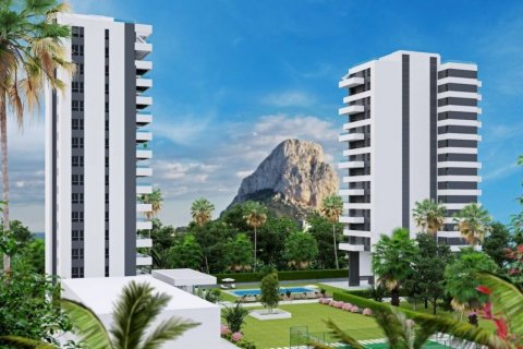 Apartment for sale in Calpe, Alicante, Spain, 3 bedrooms, 105m2, No. 6148 – photo 3