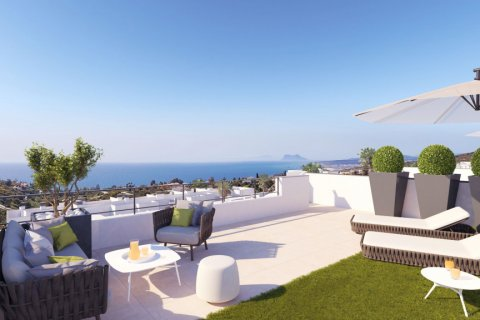 Penthouse for sale in Manilva, Malaga, Spain, 3 bedrooms, 196.40m2, No. 1678 – photo 7