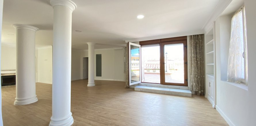 Penthouse in Madrid, Spain 3 bedrooms, 250.00 sq.m. No. 2717