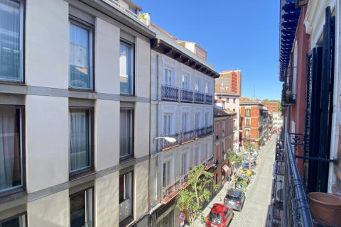 Apartment for rent in Madrid, Spain, 2 bedrooms, 100.00m2, No. 1605 – photo 3