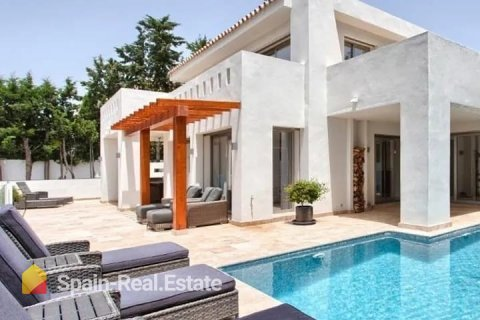 Who sells a lot of real estate on the Costa del Sol?