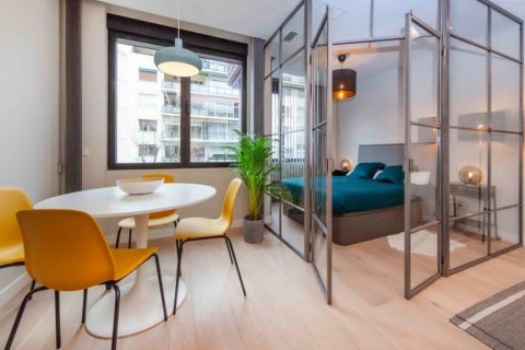 Apartment for rent in Madrid, Spain, 1 bedroom, 55.00m2, No. 2519 – photo 14