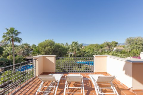 Penthouse for rent in Puerto Banus, Malaga, Spain, 4 bedrooms, 695.00m2, No. 1949 – photo 26
