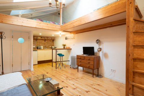 Apartment for sale in Madrid, Spain, 1 bedroom, 30.00m2, No. 2505 – photo 1