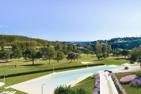 Apartment for sale in Mijas Golf, Malaga, Spain, 2 bedrooms, 151.81m2, No. 1552 – photo 1