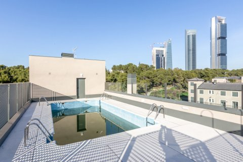 Apartment for rent in Madrid, Spain, 3 bedrooms, 104.00m2, No. 2164 – photo 18