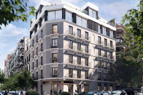 Apartment for sale in Madrid, Spain, 3 bedrooms, 162.17m2, No. 2649 – photo 1