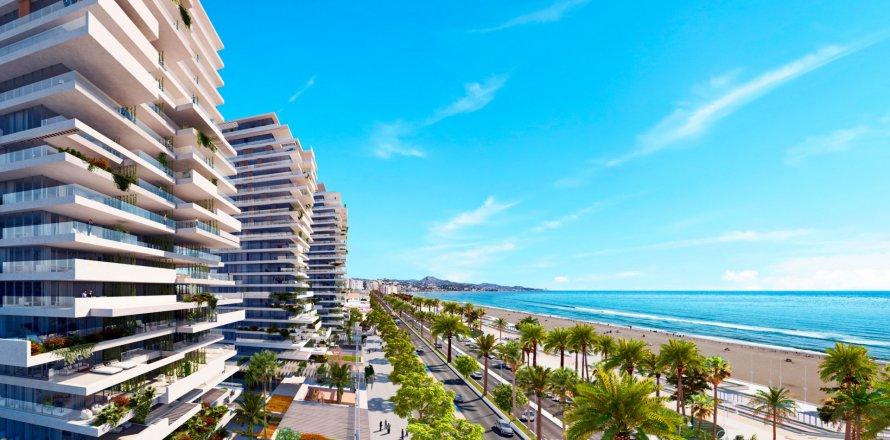 Apartment in Malaga, Spain 3 bedrooms, 184.00 sq.m. No. 7468