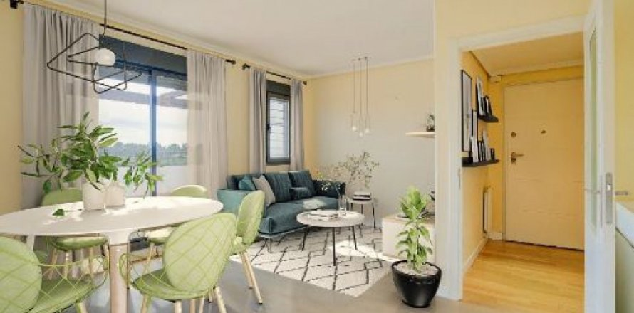 Penthouse in Madrid, Spain 3 bedrooms, 126.00 sq.m. No. 2556