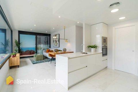 Apartment for sale in Benidorm, Alicante, Spain, 3 bedrooms, 129.32m2, No. 1288 – photo 1