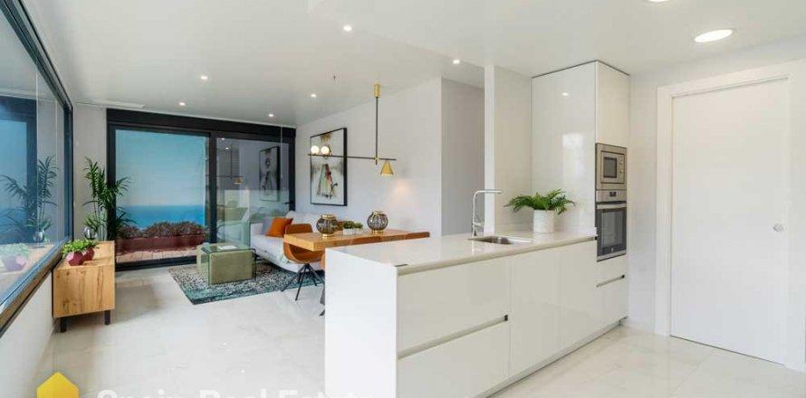 Apartment in Benidorm, Alicante, Spain 3 bedrooms, 129.32 sq.m. No. 1288