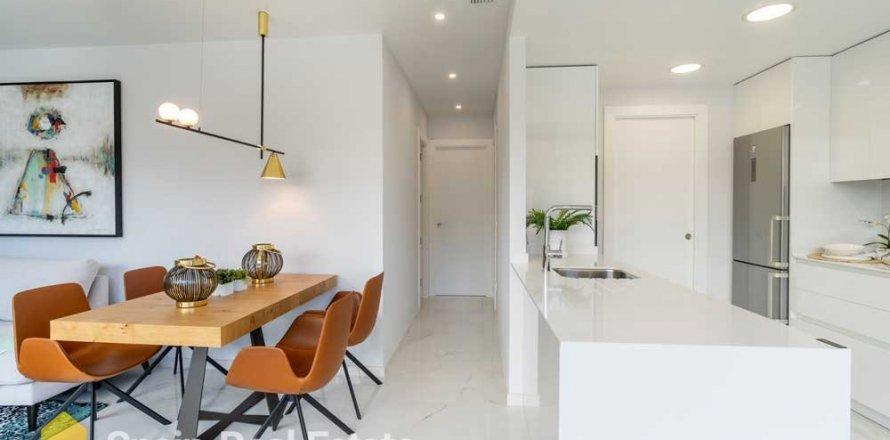 Apartment in Benidorm, Alicante, Spain 3 bedrooms, 129.32 sq.m. No. 1301