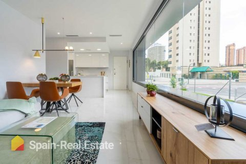 Apartment for sale in Benidorm, Alicante, Spain, 3 bedrooms, 129.32m2, No. 1301 – photo 8