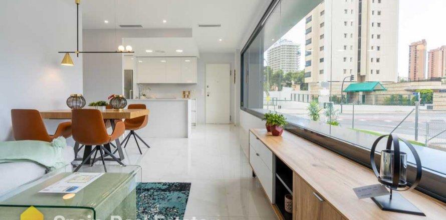 Apartment in Benidorm, Alicante, Spain 3 bedrooms, 129.32 sq.m. No. 1303