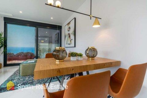 Apartment for sale in Benidorm, Alicante, Spain, 3 bedrooms, 129.32m2, No. 1304 – photo 1