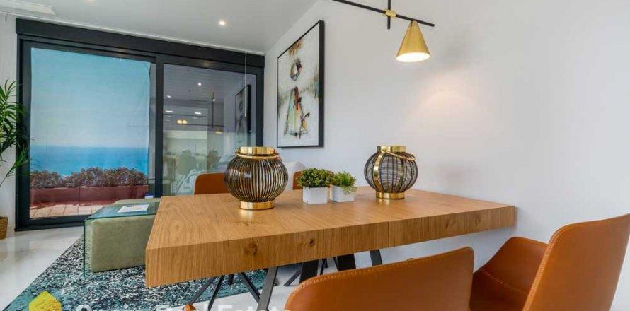 Apartment in Benidorm, Alicante, Spain 3 bedrooms, 129.32 sq.m. No. 1304