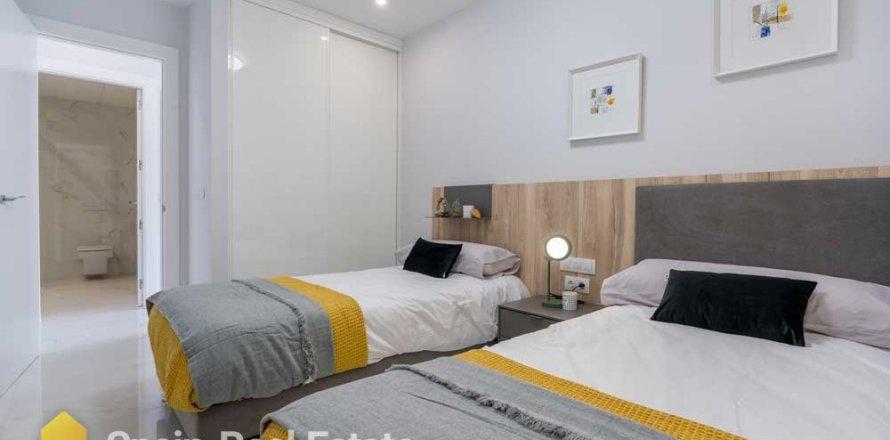 Apartment in Benidorm, Alicante, Spain 3 bedrooms, 129.32 sq.m. No. 1307