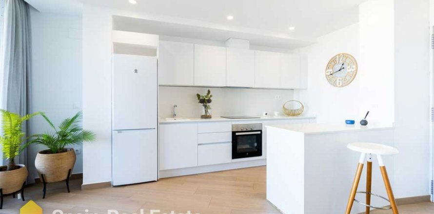 Apartment in Denia, Alicante, Spain 2 bedrooms, 64.53 sq.m. No. 1317