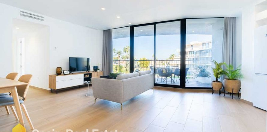 Apartment in Denia, Alicante, Spain 2 bedrooms, 64.60 sq.m. No. 1341