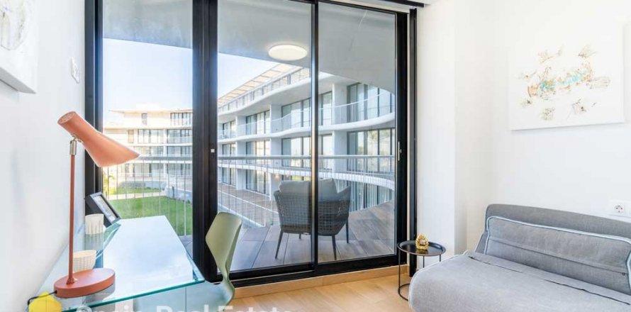 Apartment in Denia, Alicante, Spain 2 bedrooms, 77.55 sq.m. No. 1368