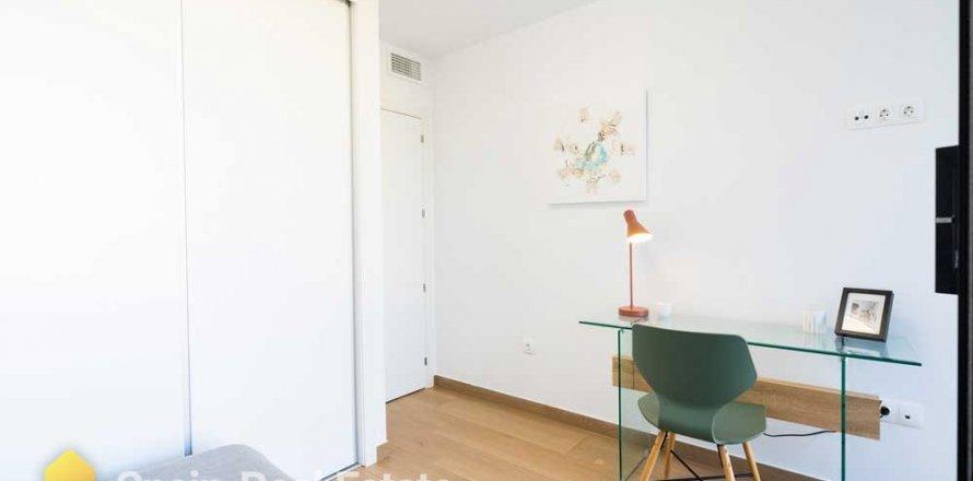 Apartment in Denia, Alicante, Spain 2 bedrooms, 88.11 sq.m. No. 1320