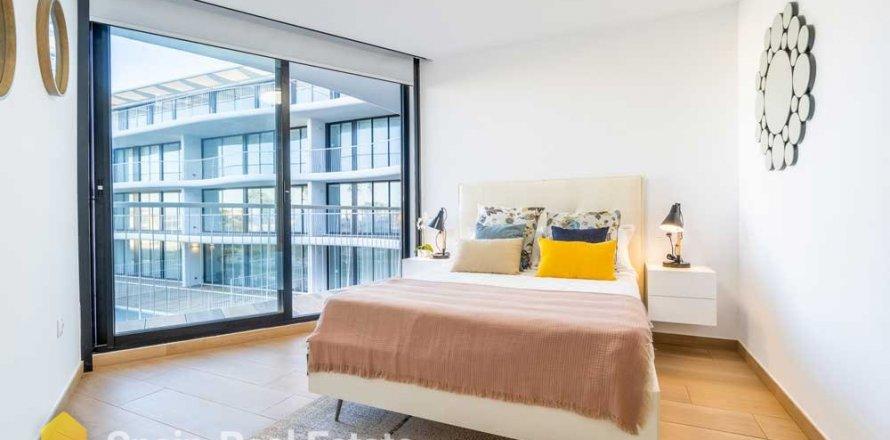 Apartment in Denia, Alicante, Spain 2 bedrooms, 61.53 sq.m. No. 1326