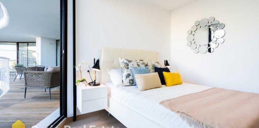 Apartment in Denia, Alicante, Spain 2 bedrooms, 69.65 sq.m. No. 1328