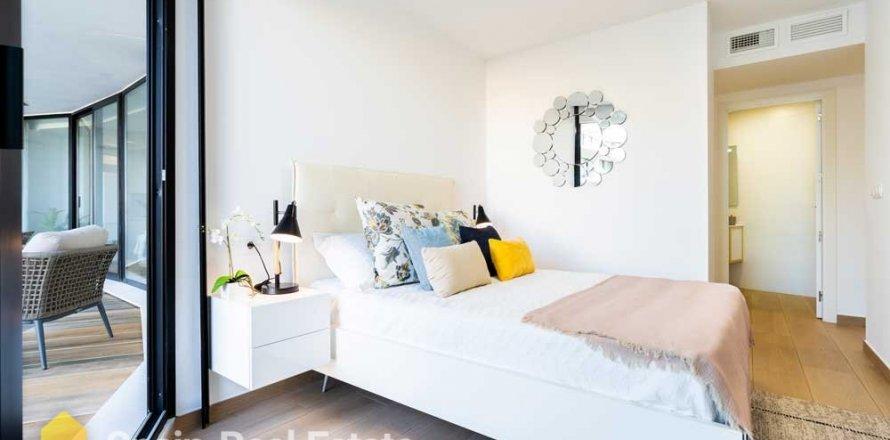 Apartment in Denia, Alicante, Spain 2 bedrooms, 88.80 sq.m. No. 1333