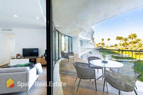 Apartment for sale in Denia, Alicante, Spain, 2 bedrooms, 51.59m2, No. 1345 – photo 1