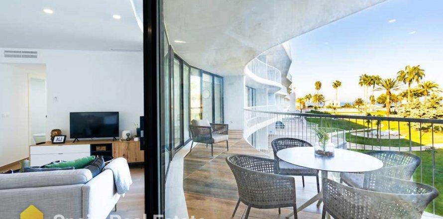 Apartment in Denia, Alicante, Spain 2 bedrooms, 63.36 sq.m. No. 1316