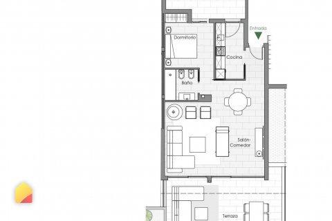 Apartment for sale in Altea, Alicante, Spain, 1 bedroom, 169.59m2, No. 1280 – photo 13