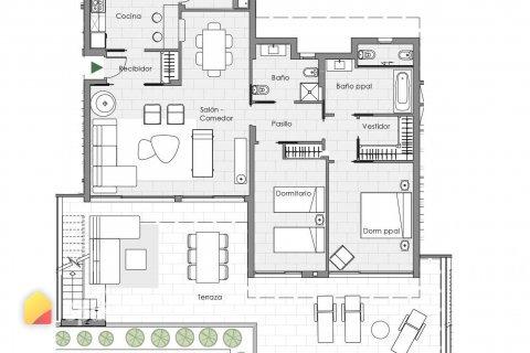 Apartment for sale in Altea, Alicante, Spain, 2 bedrooms, 63.05m2, No. 1284 – photo 12