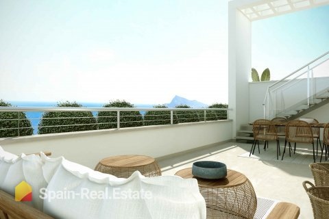 Apartment for sale in Altea, Alicante, Spain, 2 bedrooms, 63.05m2, No. 1285 – photo 1