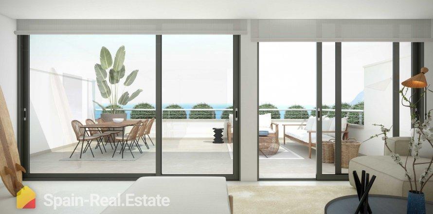Apartment in Altea, Alicante, Spain 2 bedrooms, 124.99 sq.m. No. 1283