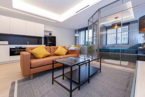 Apartment for rent in Madrid, Spain, 1 bedroom, 55.00m2, No. 2519 – photo 1