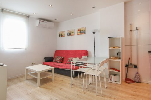 Apartment for sale in Madrid, Spain, 1 bedroom, 40.00m2, No. 2734 – photo 1