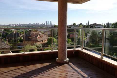 Duplex for rent in Madrid, Spain, 5 bedrooms, 300.00m2, No. 1844 – photo 7