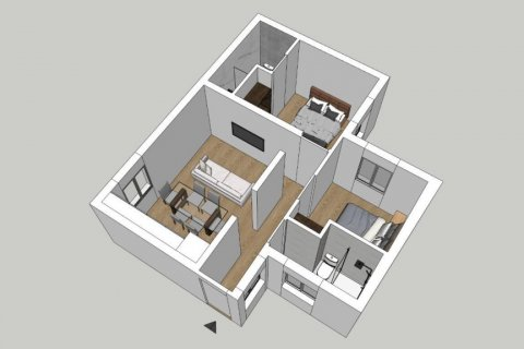 Apartment for sale in Madrid, Spain, 2 bedrooms, 52.00m2, No. 2298 – photo 28