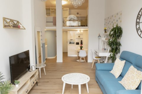Apartment for sale in Madrid, Spain, 1 bedroom, 55.00m2, No. 2608 – photo 1