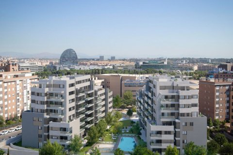 Apartment for sale in Madrid, Spain, 2 bedrooms, 108.12m2, No. 2201 – photo 1