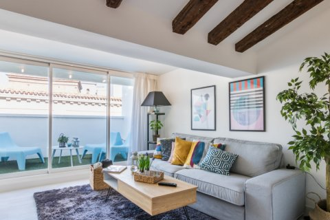 Penthouse for sale in Madrid, Spain, 2 bedrooms, 71.00m2, No. 2048 – photo 2