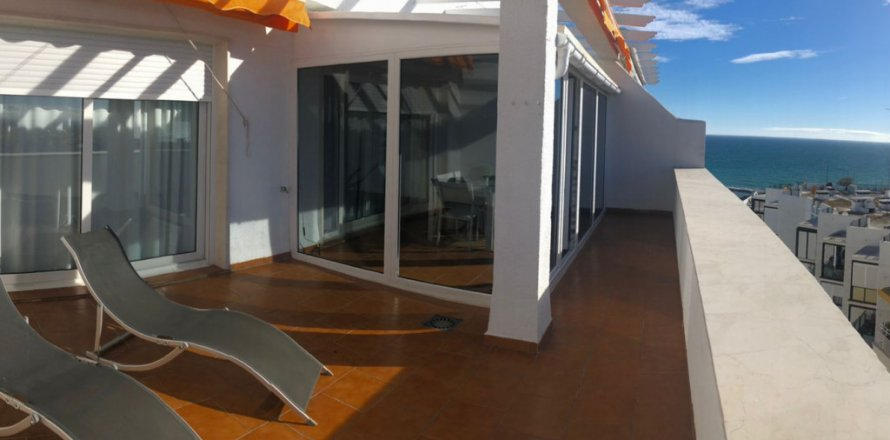 Penthouse in Marbella, Malaga, Spain 3 bedrooms, 120.00 sq.m. No. 1856