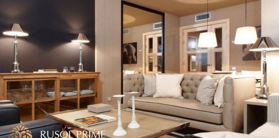 Apartment in Barcelona, Spain 1 bedroom, 60 sq.m. No. 8703