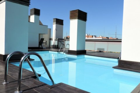 Apartment for rent in Madrid, Spain, 1 bedroom, 55.00m2, No. 1551 – photo 25