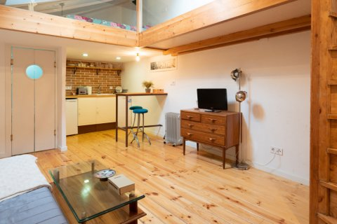 Apartment for sale in Madrid, Spain, 1 bedroom, 30.00m2, No. 2505 – photo 22