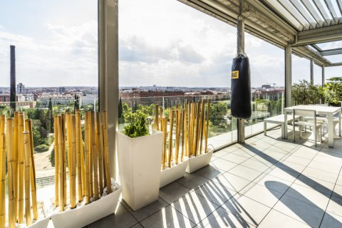 Penthouse for sale in Madrid, Spain, 3 bedrooms, 183.00m2, No. 2215 – photo 27