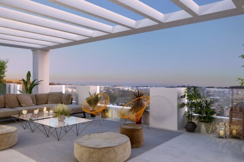 Penthouse for sale in Nueva Andalucia, Malaga, Spain, 4 bedrooms, 440.13m2, No. 1620 – photo 1