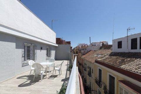 Penthouse for sale in Malaga, Spain, 4 bedrooms, 185.00m2, No. 2297 – photo 1